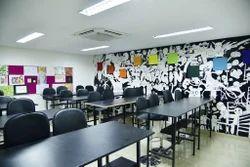 Plastic Fashion School Interior Design Services