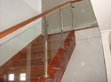 SS Baluster Glass Handrail