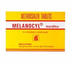 Melanocyl - Methoxsalen Tablets