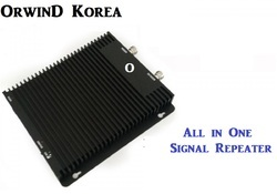 Tri Band Mobile Signal Booster Amplifier 2G 3G 4G