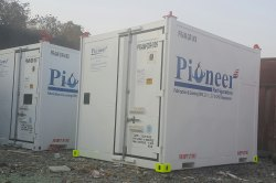 10 Feet DNV 2.7-1 Refrigerated Container Reefer Container for sale and rental