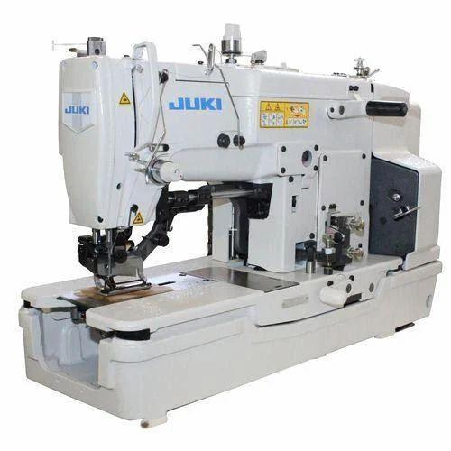 Juki SemiAutomatic Buttonhole Sewing Machine Model LBH40 Rs Enchanting Automatic Buttonhole Sewing Machine