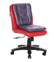 Red And Purple Workstation Chair (The Libranejar Lb)