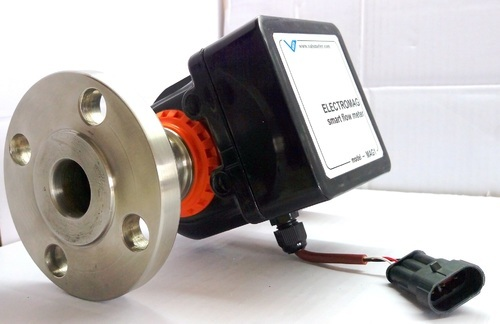 Electromag Full Bore Magnetic Flow Meter