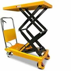Mobile Scissor Lift Table Troller