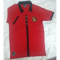 Boys Red Polo T Shirt