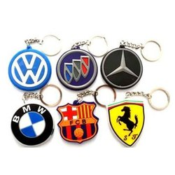 Standard Options Available Rubber Key Chains, Packaging Type: Box , For Key Holder
