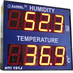 8 Jumbo Humidity & Temperature Indicator