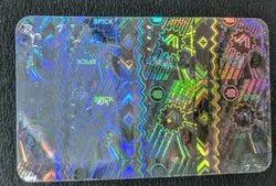 Hologram Film Transparent
