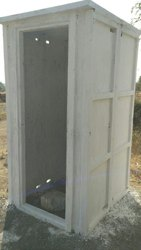 RCC Toilet Block