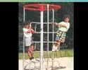 SNS 308 Fireman Playground Climber