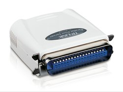 TP LINK PS110P Fast Ethernet Print Server