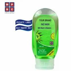 Neem And Aloe Vera Face Wash