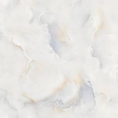 White Vitrified Floor Tiles 5 10 Mm