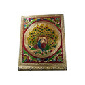 Multicolor Soni Handicraft Handicraft Key Holder