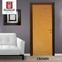 Crown Decorative Wooden Membrane Designer Door