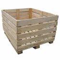Heavy Duty Wooden Crate
