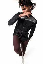 Designer Full Sleeve Men Casual Cotton Shirt
