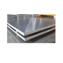 Plain Natural Aluminum Hot Rolled Plates
