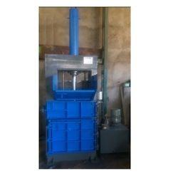PET Bottle Waste Bailing Press