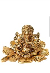Wedding Gift Sitting Ganesh Idol