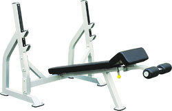 NON Weight Machines cosco Decline Bench Press CS6