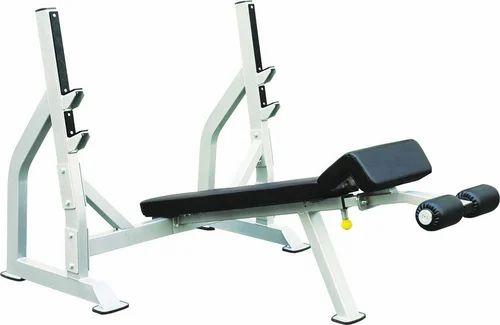 Non Weight Machines Cosco Decline Bench Press Cs6