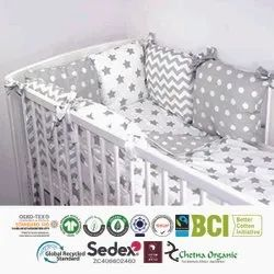 Organic Baby Bed Bumper
