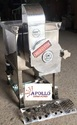 DHANLAXMI 303 SS Chilly Cutter Machine, Capacity: 35 TO 45 KG