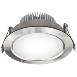 Argent Electronics Glass and Steel LED Down Light, 12 W