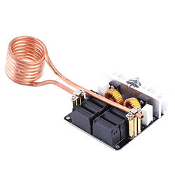 Copper Induction Heating Coil