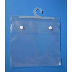 Transparent PVC Hanger Bag
