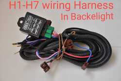h1-h7 wiring harness at rs 800/piece | cable harness, cable ...  indiamart