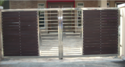 Safety Stainless Steel Gate
