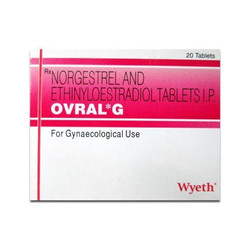 Norgestrel and Ethinyloestradiol Tablets IP