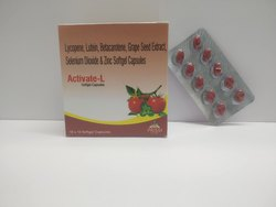Activate-L Softgel Capsules