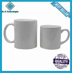 Ceramic White Sublimation Mug