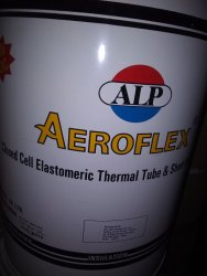 ALP Aeroflex Industrial Insulation Adhesive