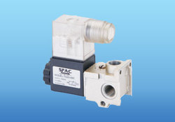 2 Position 3 Ports Solenoid Valve Direct Acting