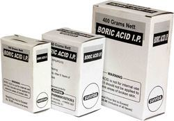 Boric Acid IP (Boracic Acid/ Orthoboric Acid)