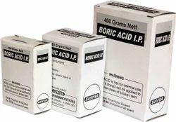 Boric Acid IP (Boracic Acid/ Orthoboric Acid)