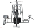 Multi Gym 4 Station Cosco CHG-405