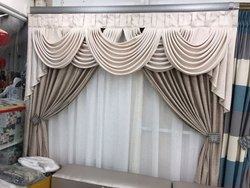 Fancy Curtain Stitching