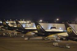 UPS International Courier Service