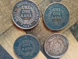 Old Coin's Gold Copper Coins