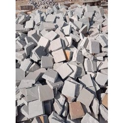 Sand Stone Block, Thickness: 3-7 Mm