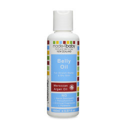 Baby Belly Oil