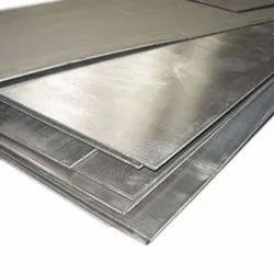 Rectangular SS 316 Stainless Steel Plates, Thickness: 4-5 mm