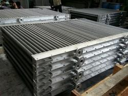 Finned Tube Heat Exchanger, Oil And Air