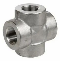 Stainless Steel Forged Threaded Cross